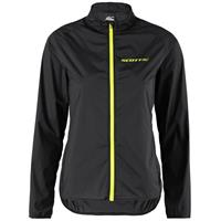 SCOTT Jacket RC RUN WB W Sort XS Minimalistisk og aggresiv jakke