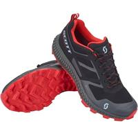 SCOTT Shoe Supertrac 2 GTX Sort/Rød 44,5